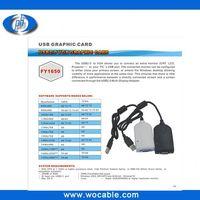 USB2.0 to VGA Adapters Multi-Display