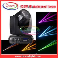 Unique waterproof 230W 7R sharpy beam light M-230B