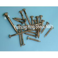 Silicon bronze annular boat nails thumbnail image