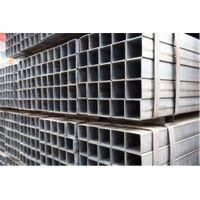 Square Hot DIP Galvanized Steel Pipe for Frame