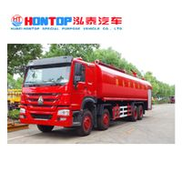 New Sinotruck HOWO 20m Aerial High Spray Water Tower Fire Fighting Truck for Factory Price sale