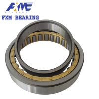 Bearing Factory High Quality Cylindrical Roller Bearing with Brass Cage