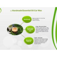Handmade Essential Oil Car Wax for car body glass polishing,25ml,OEM available