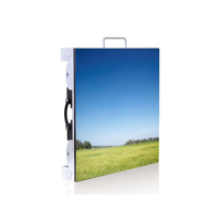 Hot wholesale SMD 3 in 1 P4 led display Outdoor full color for rental aluminum cabinet-die casting