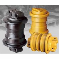 100% OEM excavator undercarriage parts track roller with high quality thumbnail image