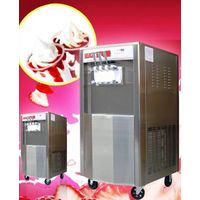 low temp type soft ice cream machine ,pls dail+86-15800092538