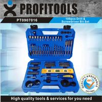 100pcs High Quality Drill and Screwdriver Bit set thumbnail image