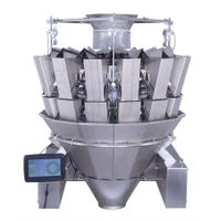 14 heads combination weighing machine