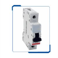 A6 1P din rail mcb ac circuit power breaker thumbnail image