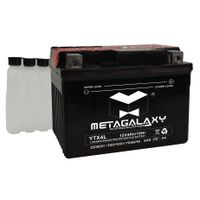 Maintenance free motorcycle battery OEM for metagalaxy
