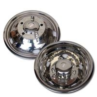 19.5''Stainless Steel wheel cover/wheel trims for bus truck