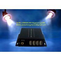 USB 2.0 Fiber Optical Extender,USB 2.0 Fiber  Extender,support touch Screen&remote KTV KTV jukebox thumbnail image