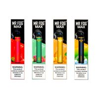 Factory Supply Mr Fog Max Disposable Vape 1000 Puffs Disposable with Authentic Flavor High Quality thumbnail image