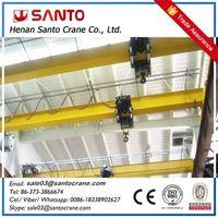 1,2,3,5,10,20 ton lda used eot single girder overhead bridge hoist mobile crane machine for sale at thumbnail image