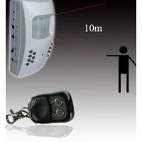 Motion detection camera with night vision