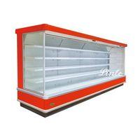 upright multideck open chiller supermarket refrigeration equipment thumbnail image