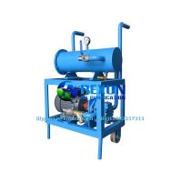 Rexon Portable Oil Filter Unit for Oil Filling and Oil Cleaning