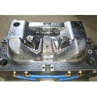 Automotive car headlamp injection molds