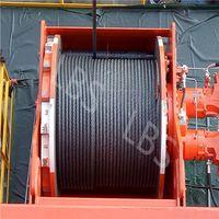 Offshore Platform Mooring Crane Winch