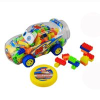 Race car building block set thumbnail image