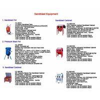 Sandblast Equipment, Sandblast Machine,Sandblast Pot,Sandblast Cabinet thumbnail image
