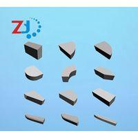 Zhongbo 2019 Top tungsten carbide ceramic insert cutting turning tool inserts