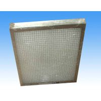 High termperature resistance air filter media, oven air filters, High termperature filter media