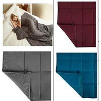weighted blanket in microfibre thumbnail image
