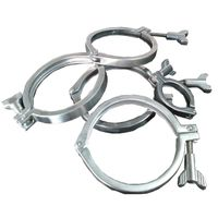 TC Clamp For Filter Housing