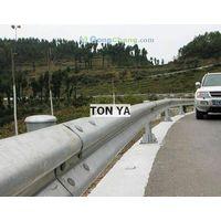 pedestrian guardrail barriers