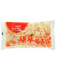 Fried type rice_Seafood, Shrimp, Garlic, etc