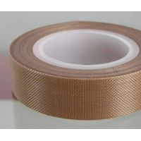 Silicone Adhesive High Temperature Fiberglass Cloth PTFE Teflon Tape