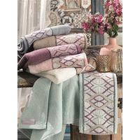 Cotton 6 Pieces Hand Towel Set thumbnail image