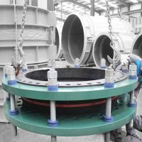 Rubber Expansion Joints Installation