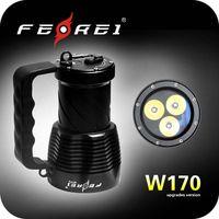 2200lumens SST90 high power LED Diving lights Ferei W170