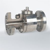 304 Stainless Steel Forging Steel Floating Ball Valve