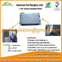 Aluminum foil heat resistant soundproof material