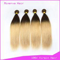 Wholesale ombre hair bundles straight