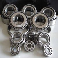 Chrome Steel Gcr-15 Taper Roller Bearing