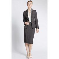 Women One Button Office/Business Uniform Suit thumbnail image
