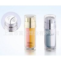 40ml Plastic Dual Tube Pump Spray Cosmetic Bottle thumbnail image