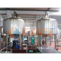 Mash/lauter/kettle/whirlpool--brewing equipment/brewery equipment/beer equipment thumbnail image