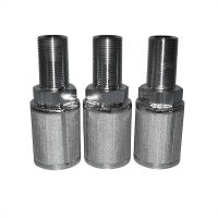 Stainless Steel Sintered Multi-layer Fabricated Filter