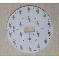 Single Layer 2.0 OZ Aluminum Base Led PCB Board with SMD LED