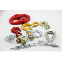 U.S. type forged galvanized shackles