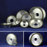 Diamond Grinding Wheels for Sharpening Carbide Cutters thumbnail image