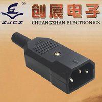 10A 250V IEC Inlet ac power socket connector