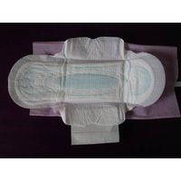 ultra thin female sanitary pads with blue core thumbnail image