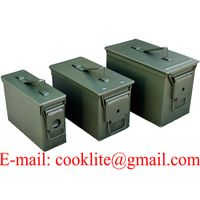 US / NATO Military Ammo Can Ammo Box Military Can - M19A1/M2A1/PA108