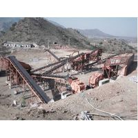 stone production line